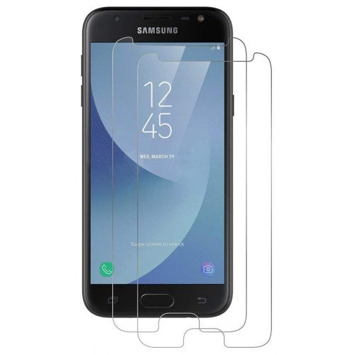Screen Protection Film HD Tempered Glass for Samsung Galaxy J3 2017 / J330- Transparent
