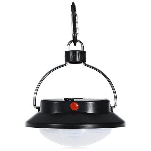 SUBOOS ZT - 8503 60 LED Camping Tent Lantern- Black