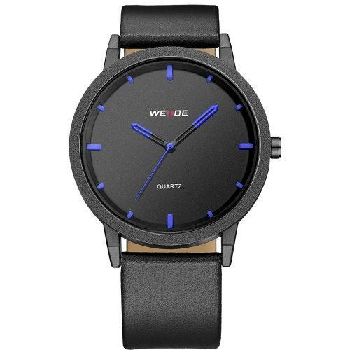 WEIDE Men Luxury Fashion Casual Business Quartz Wristwatches- Multi-C