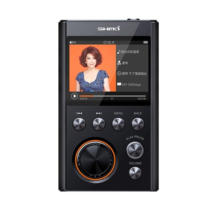 Hifi Music Player Mp3 Bluetooth Version Student Portable Music Walkman Professional Grade Fever Mastering Grade Dsd Car Mp4 Player