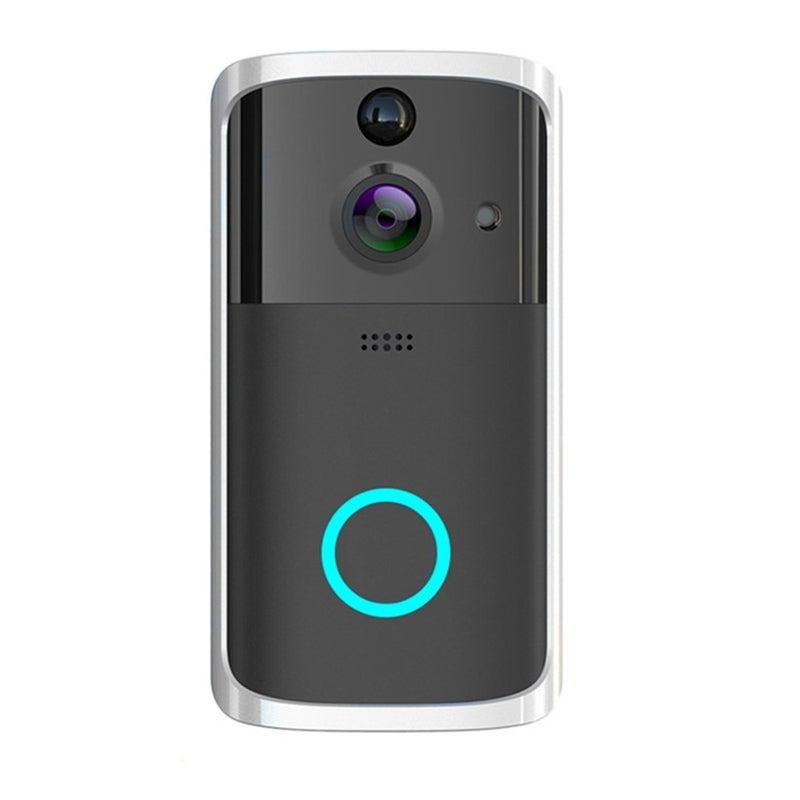 Home WiFi smart video doorbell low power remote voice intercom 720P video doorbell