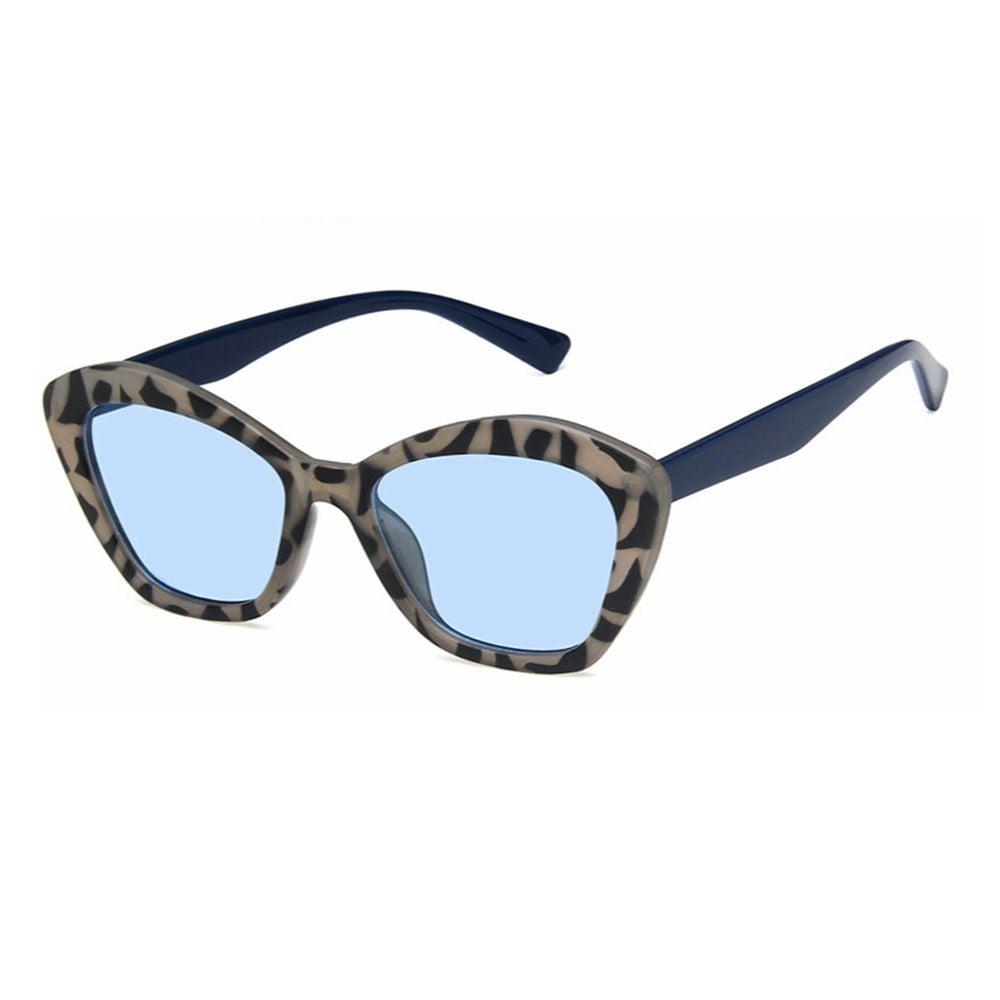 Pentagonal Cat Eye Sunglasses Retro New Trendy Sunglasses