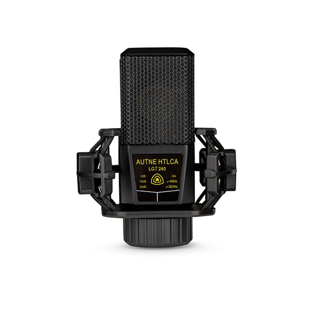 Professional Recording Condenser Microphone Large-Diaphragm Condenser Microphone Webcast Microphone