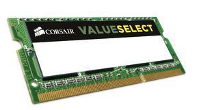 Corsair 8GB (1x8GB) DDR3L SODIMM 1600MHz 1.35V / 1.5V Dual Voltage Notebook Memory ~MENB8GBDDR3-16L KVR16LS11/8