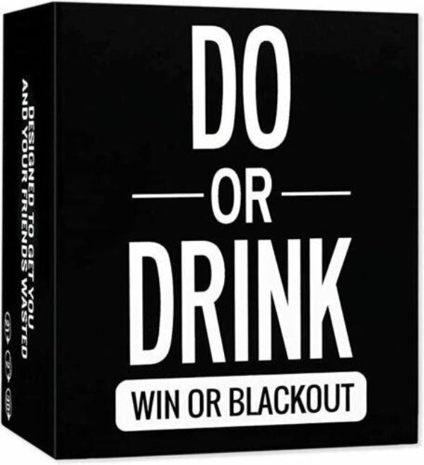 Do Or Drink Card Game party fun game