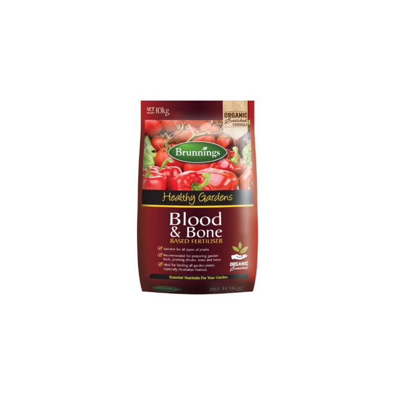 Brunnings Blood and Bone Fertiliser - 5kg