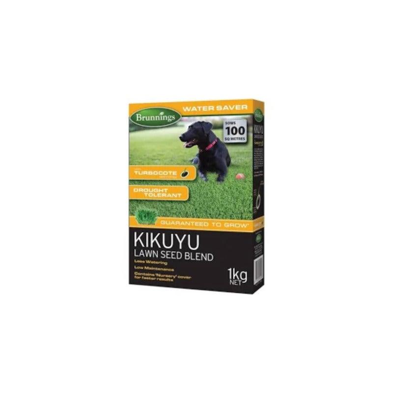 Kikuyu Lawn Seed Blend - 1kg