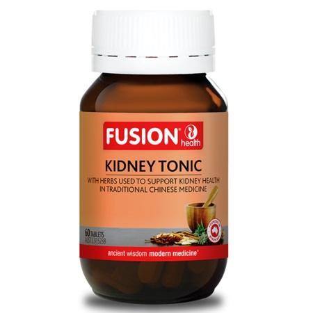 Fusion Health Kidney Tonic 60Tabs Rehmannia Root