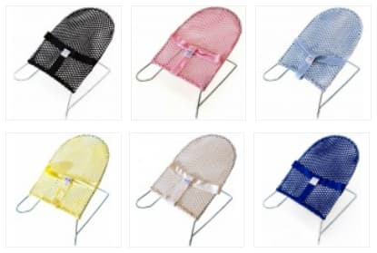 Love N Care Baby Bounce Wire Bouncer