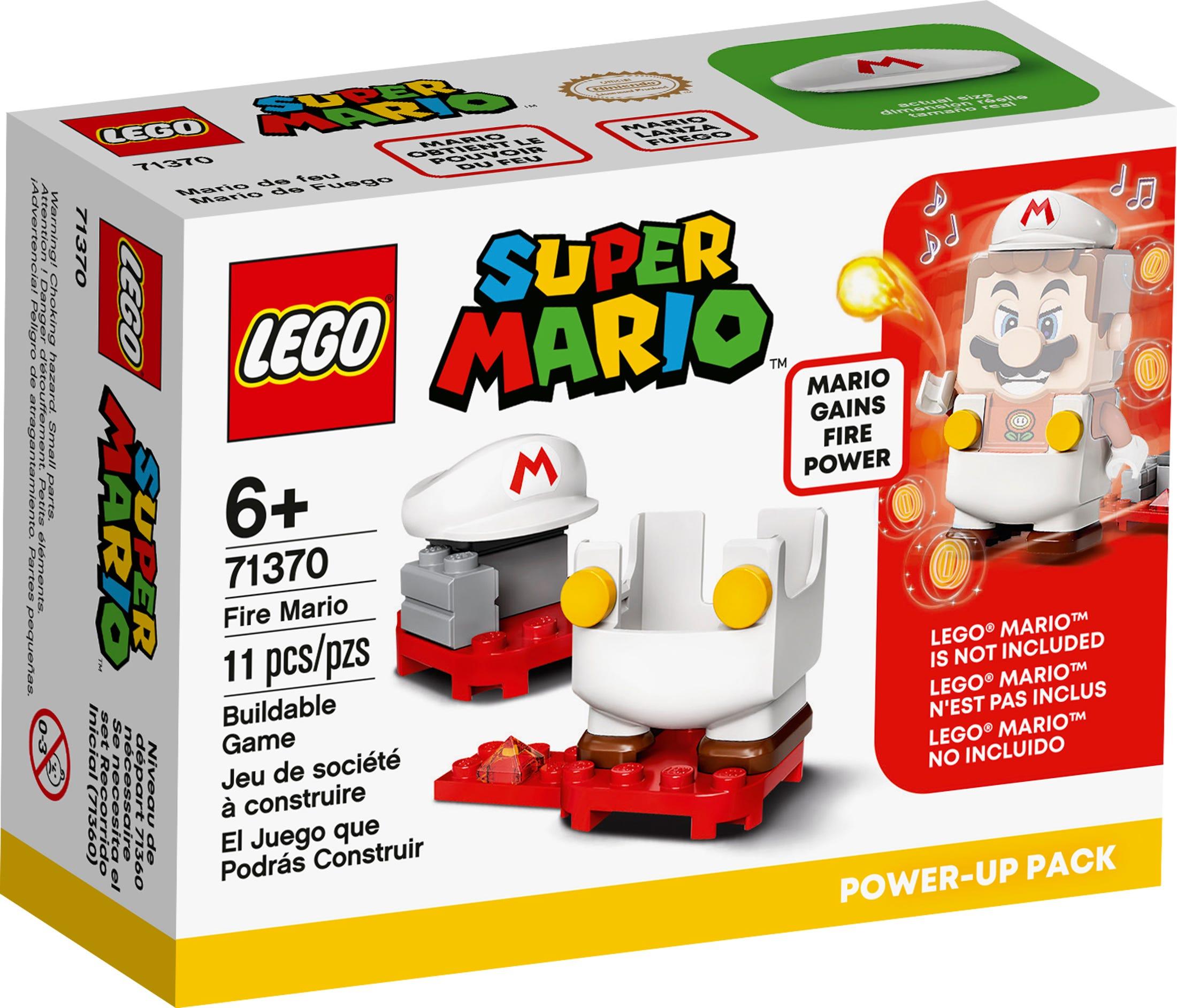LEGO 71370 Fire Mario Power-Up Pack - Super Mario