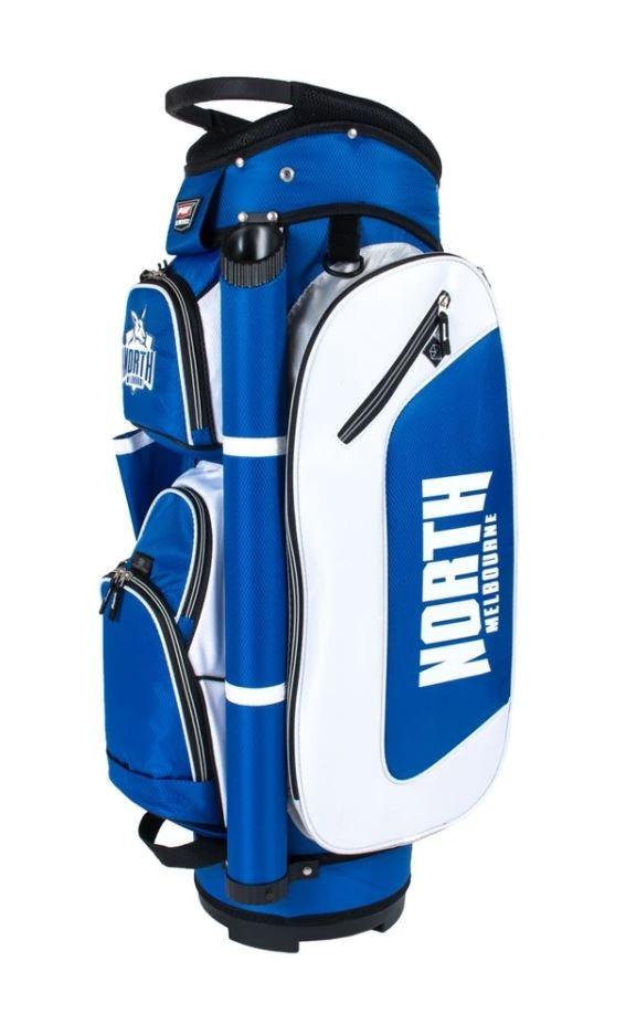 Walkinshaw Sports - AFL Deluxe Cart Bag - North Melbourne