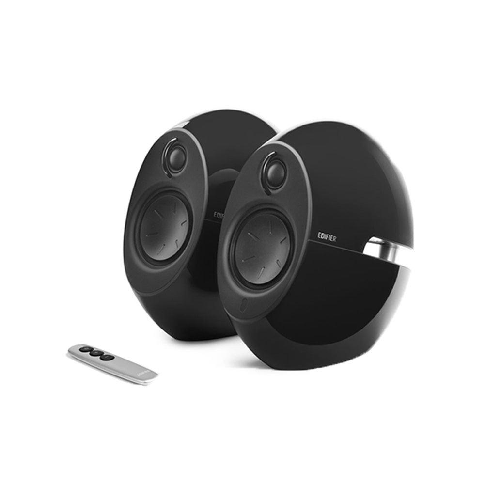 Edifier e25HD Luna HD Bluetooth Speakers w/ Optical In - Black