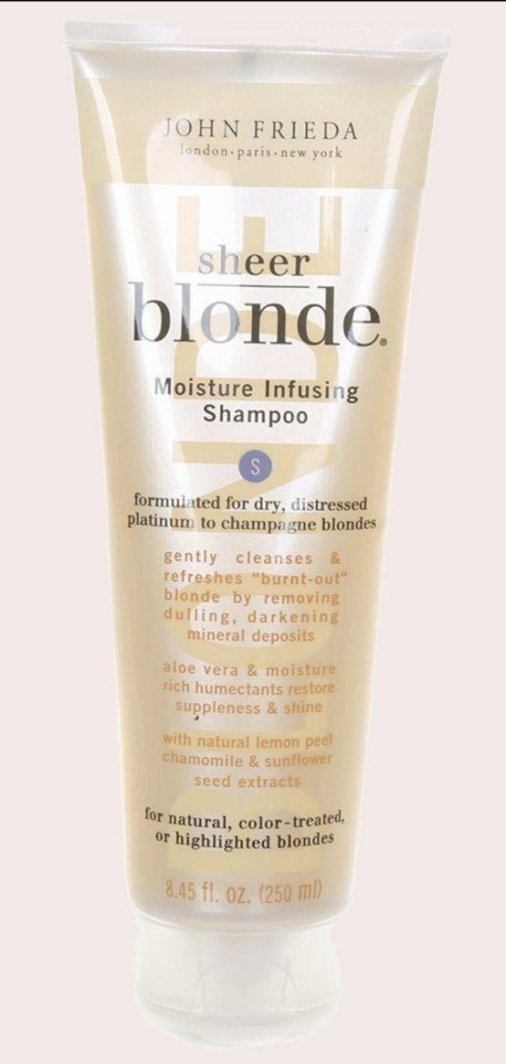 Sheer Blonde Moisture Infusing Shampoo