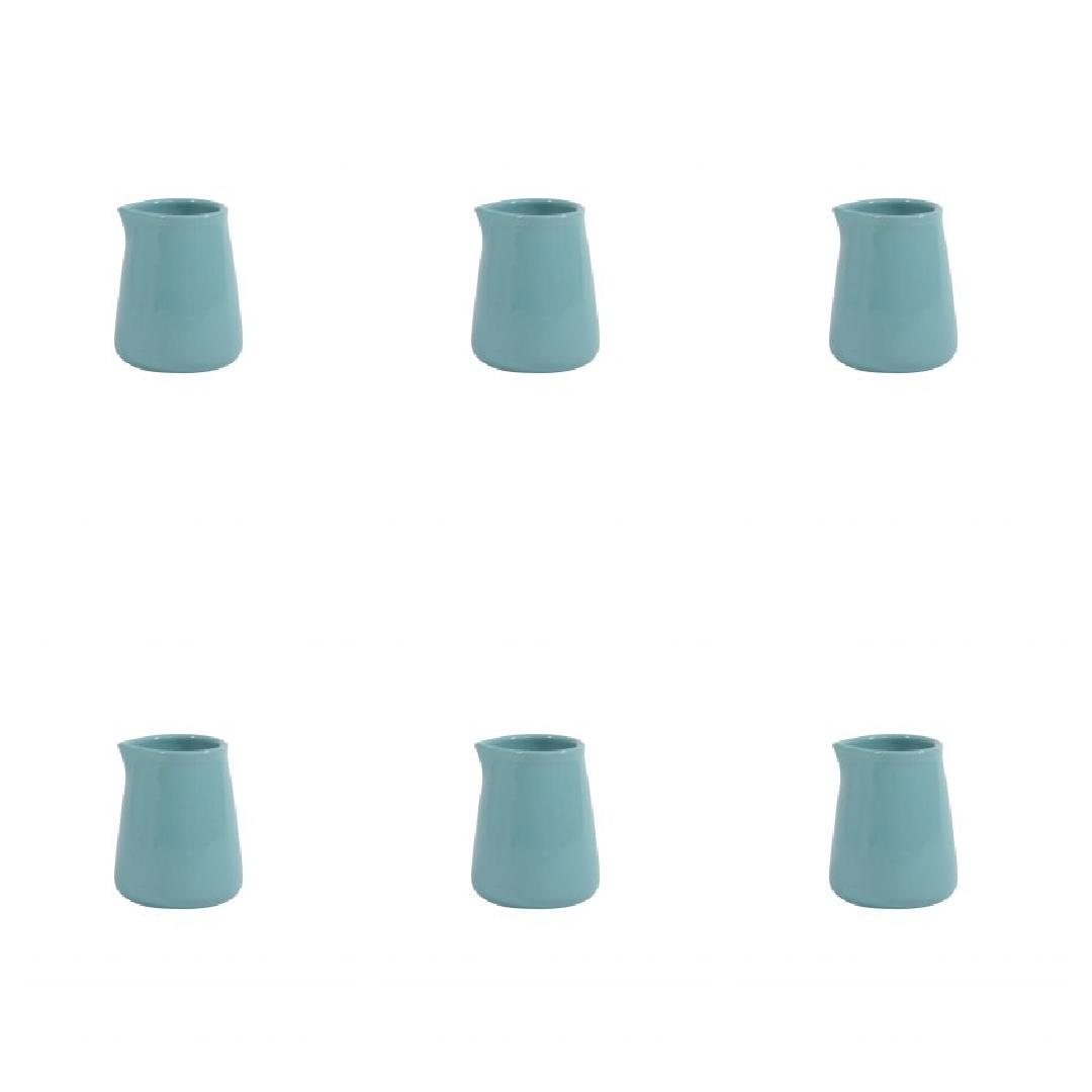 Brew-Maya Blue Solid Colour Creamer 150Ml x 6