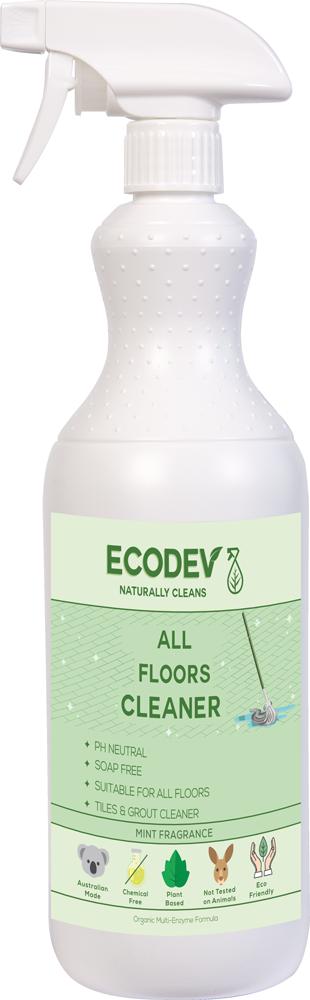 Heavy Duty Floor Cleaner 1 Litre Spray