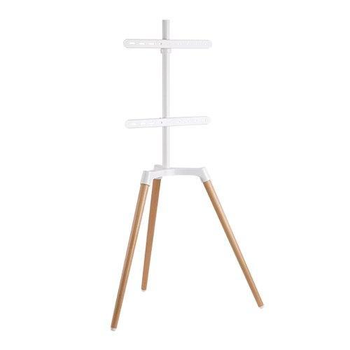 Brateck Pastel Easel Studio TV Floor Tripod Stand For (50''-65'' Flat Panel TVs)