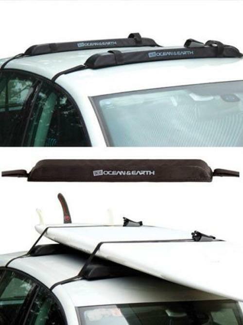 SALE Ocean & Earth SUP-Longboard & Surfboard Rap Rax With Cam Locks