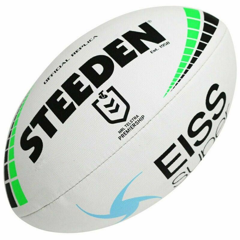 Steeden Official NRL 2021 Premiership Replica - Size 5