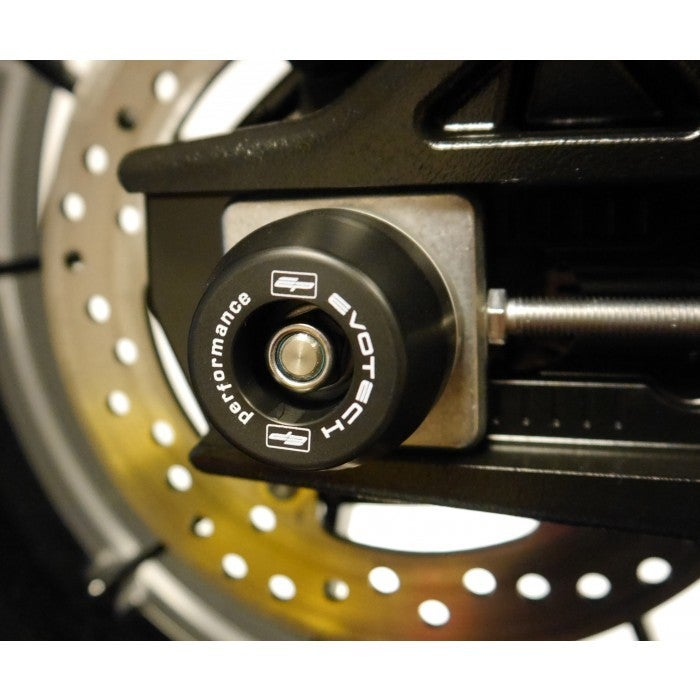 Evotech Performance Rear Spindle Bobbins To Suit BMW S1000RR HP4 2013 - 2016