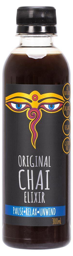 Natural Chai Elixir - Original 300ml
