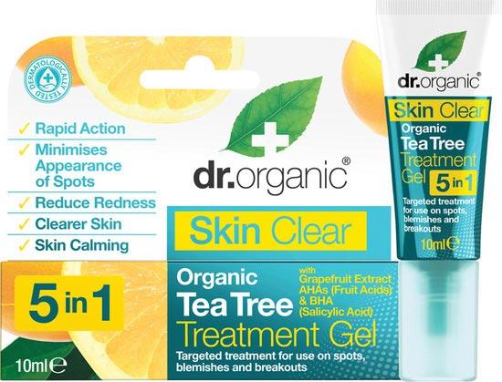 Tea Tree Skin Treatment Gel 10ml