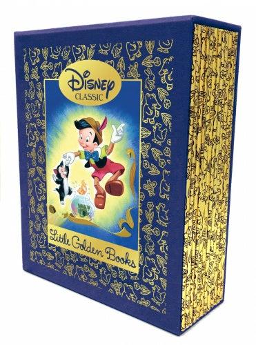 12 Beloved Disney Classic Little Golden Books (Disney Classic) (Little Golden Book)