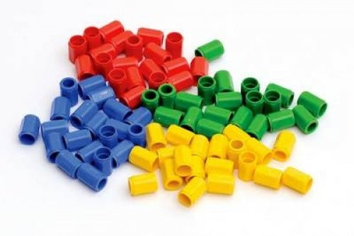 80 Coloured Pegs