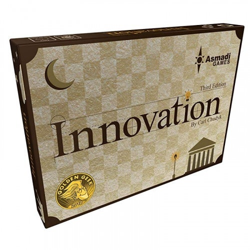 Asmadi Games Innovation: Third Edition Card Game (4 Player)