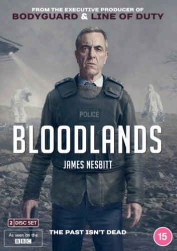 Bloodlands [DVD] [2021] [Region 2]