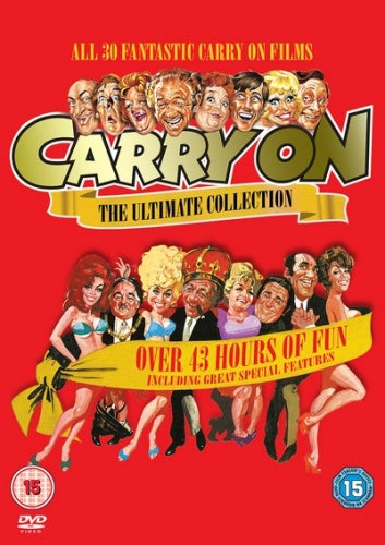 Carry On-The Complete Collection [Region 2]