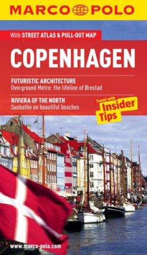 Copenhagen Marco Polo Guide (Marco Polo Travel Guides)