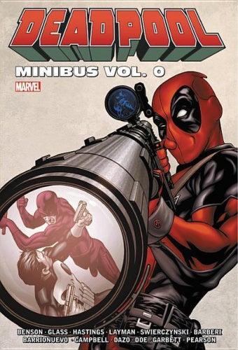 Deadpool Minibus Vol. 0