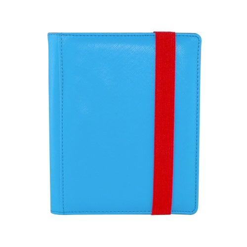 Dex Protection 4-pocket Binder - Blue