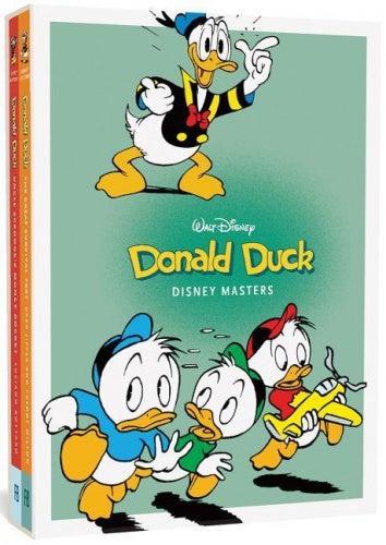 Disney Masters Gift Box Set #2: Walt Disney's Donald Duck: Vols. 2 & 4 (Disney Masters Collection)