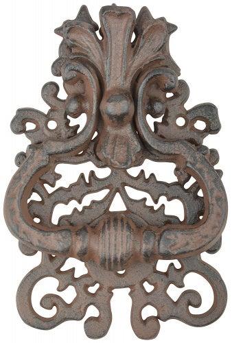 Esschert Design Classic Design Cast Iron Door Knocker, New, .