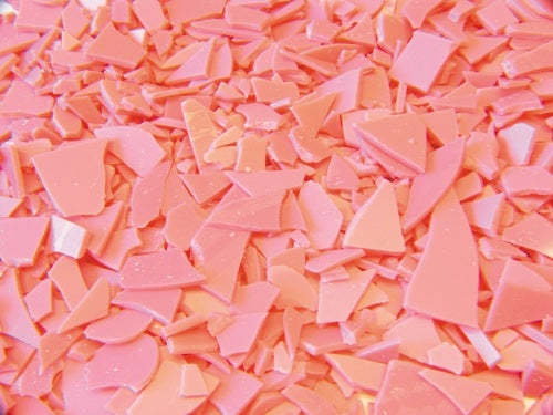 Freeman Flakes Filigree Pink - 0.5kg Bag Injection Melting Wax for Gold Silver Platinum Industrial Alloys