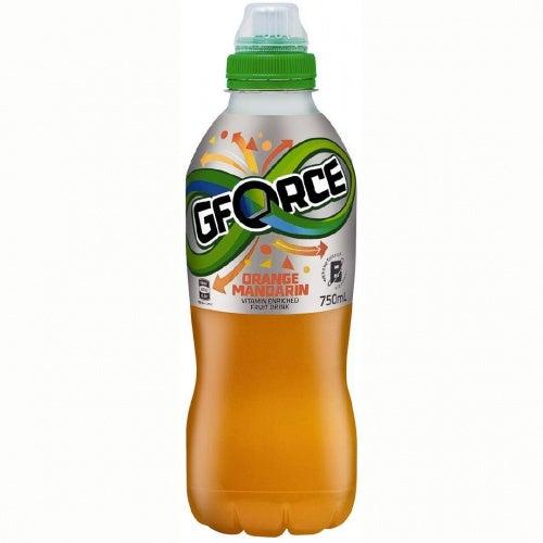 G Force Orange Mandarin 750ml