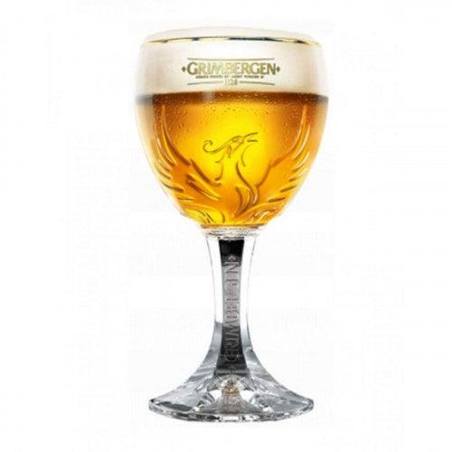 Grimbergen Beer Glass 33cl (2019) New Model