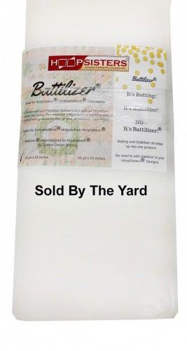 Hoop Sisters Battilizer Batting Stabiliser 60cm Wide By The Yard