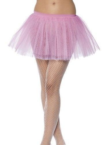 Ladies Pink Tutu Underskirt for fancy dress