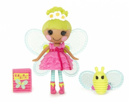 Lalaloopsy Mini Moments in Time Pix E. Flutters Doll