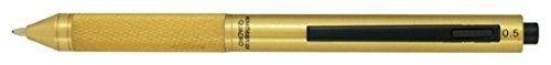 """Monteverde """"Quadro"""" 4-in-1 Multi-Function Pen - Brass"""