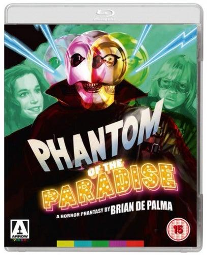 Phantom of the Paradise [Blu-ray] [Region B] [Blu-ray]
