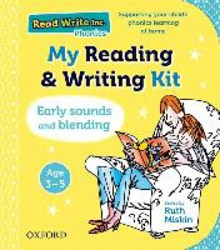 Read Write Inc.: My Reading and Writing Kit: Early sounds and blending (Read Write Inc.)