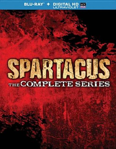 Spartacus: The Complete Series [Blu-ray] [Region 1]