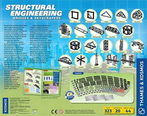 Structrual Engineering: Bridges and Skyscrapers