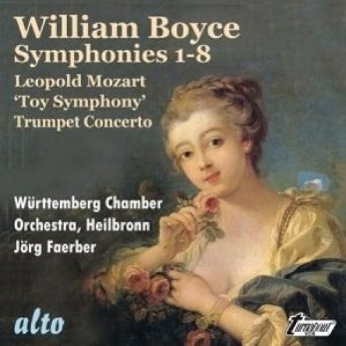 Symphonies 1-8 / L. Mozart: Toy Symphony