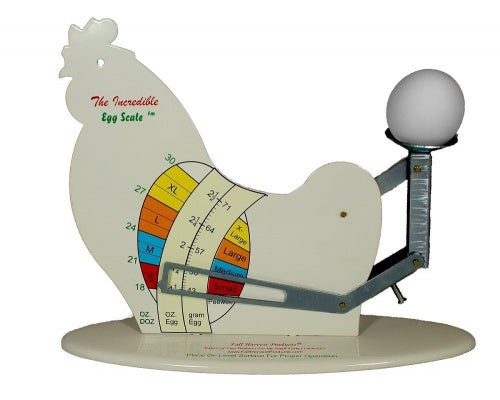 The Incredible Egg Scale