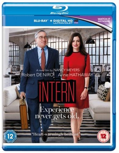 The Intern [Blu-ray] [2016] [Region Free] [Region B] [Blu-ray]