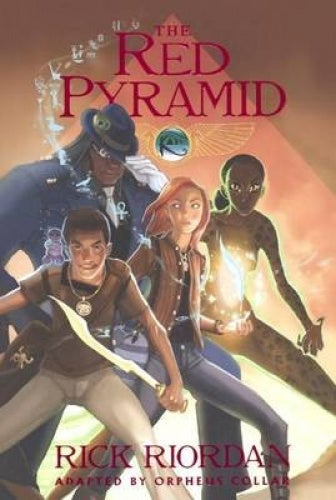 The Red Pyramid (Kane Chronicles Graphic Novels)